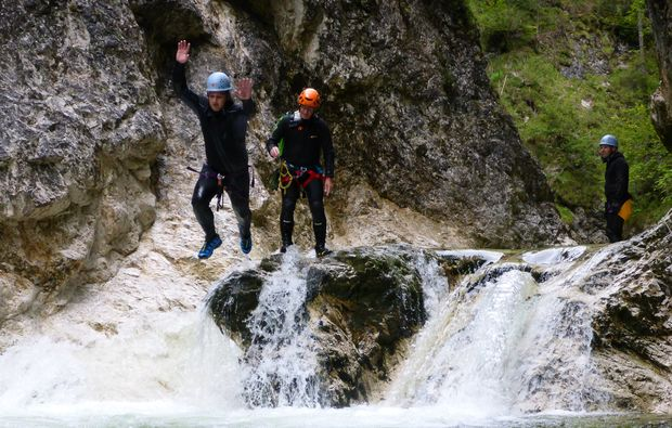 canyoning-einsteiger
