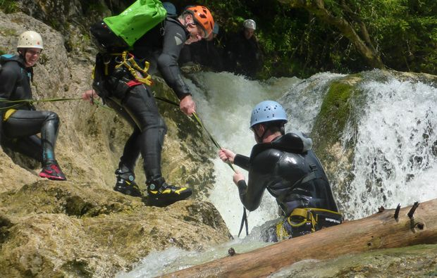 canyoning-oesterreich