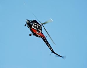 helikopterkunstflug-heli