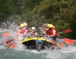 Rafting-Moelltal-Kaernten