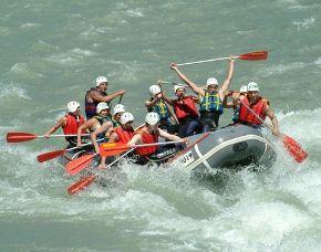Rafting-Soca-Slowenien