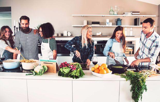 Kochkurs kennenlernen
