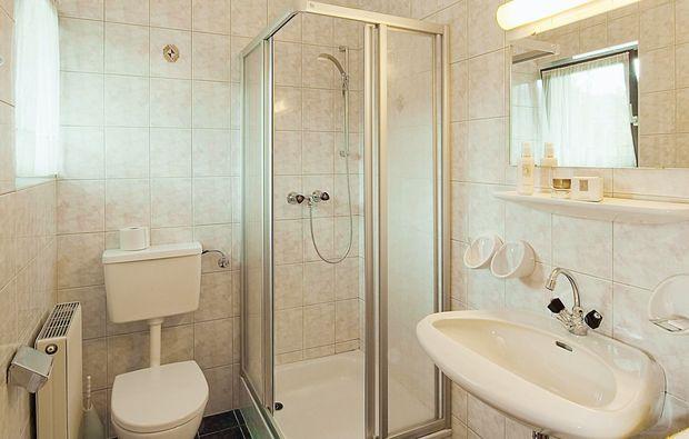 aktivurlaub-obsteig-dusche