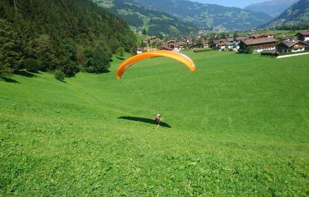 gleitschirm-kurs-mayrhofen-abheben