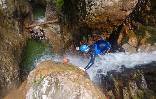 canyoning-tour-achenkirch-adrenalin