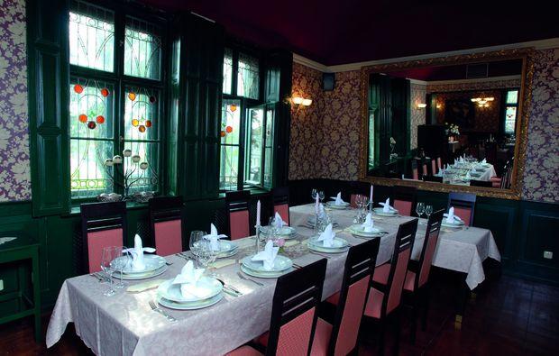 romantikwochenende-plze-dinnertime