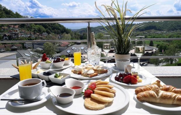 gourmetreise-krapinske-toplice-fruehstueck