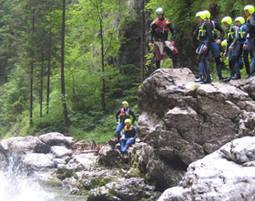canyoning-abtenau