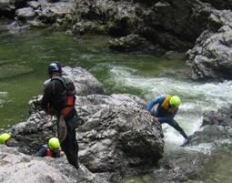 canyoning-salzburg
