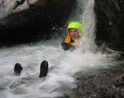 canyoning-wasserfall
