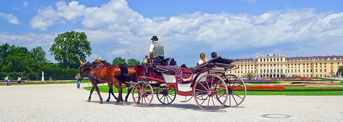 Romantische Pferdekutschfahrt für Zwei