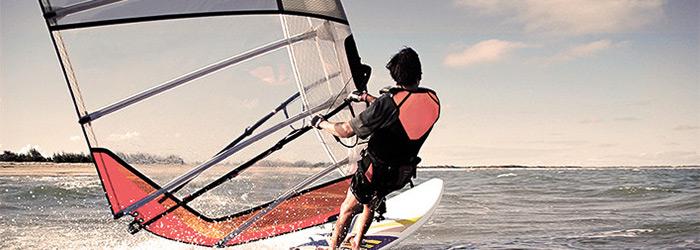 Windsurf-Kurs