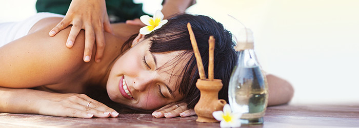 Hawaiianische Massage