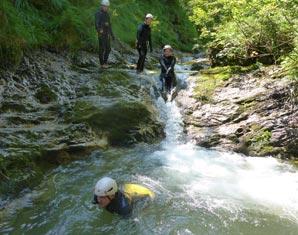 erlebnis-canyoning-tour