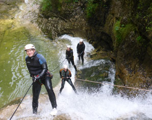 geschenk-canyoning-tour