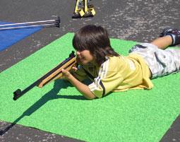 kinder-biathlon