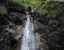 canyoning-palfau