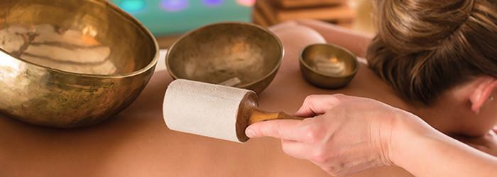 Klangschalenmassage