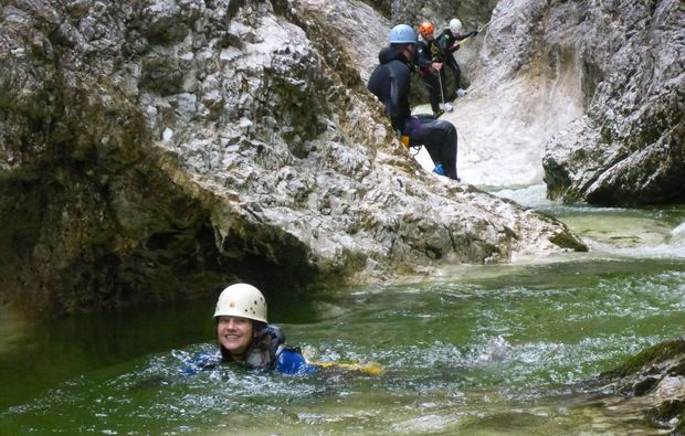 canyoning-tour-puchberg-sport