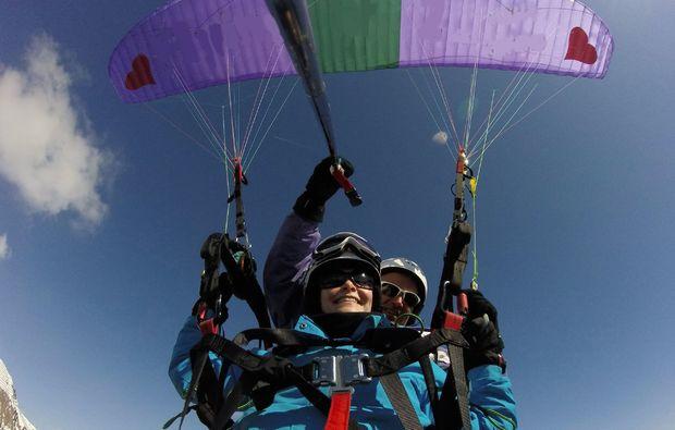 gleitschirm-tandemflug-silbertal-flug