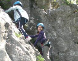 Klettersteig Mödling : Mödlinger klettersteig bergsteigen