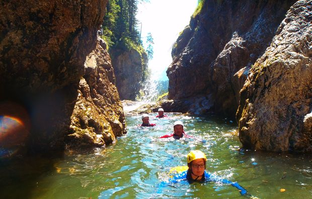 canyoning-team