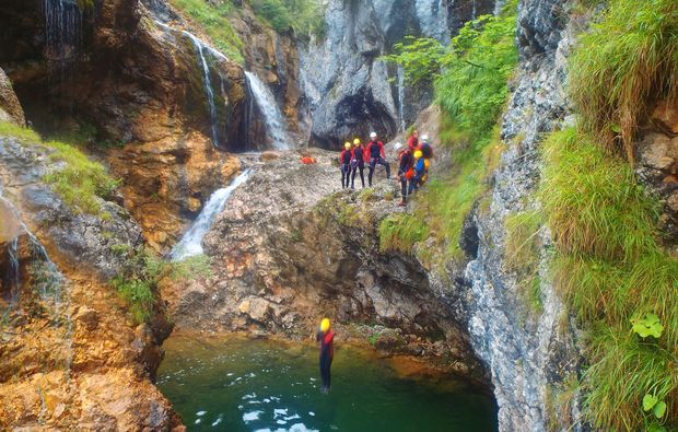 canyoning-tour-schladming-natur