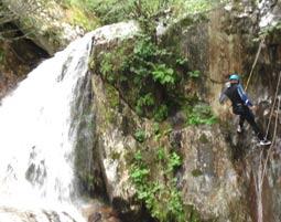 canyoning-tour
