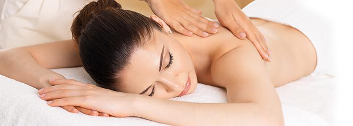 Un massage du dos qui fait du bien!