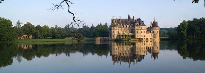 Nuit dans un Château