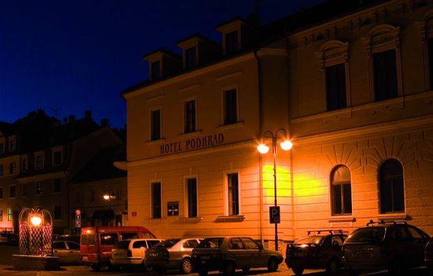 romantikwochenende-hlubok-nad-vltavou-hotel