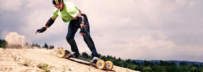 Mountain Board Tour