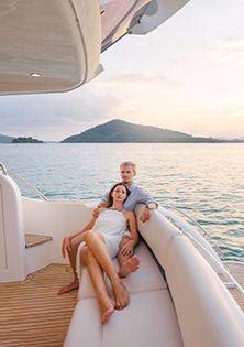 Tours en bateau