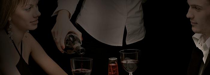 Manger dans le noir