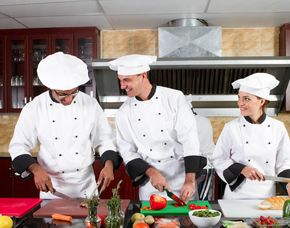 Cours De Cuisine Avec Un Grand Chef À Vos Toques Mydays - Cours de cuisine grand chef