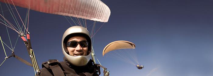 Paragliding-Kurs