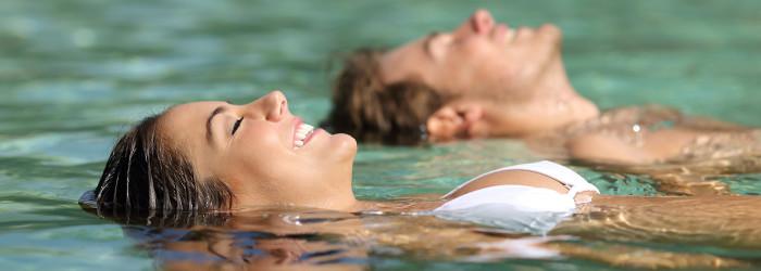Floating pour deux