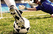 Fussball, Golf & Schiessen