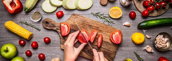Cuisine saine et facile