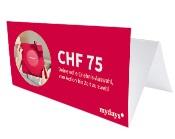 mydays Gutschein CHF 75