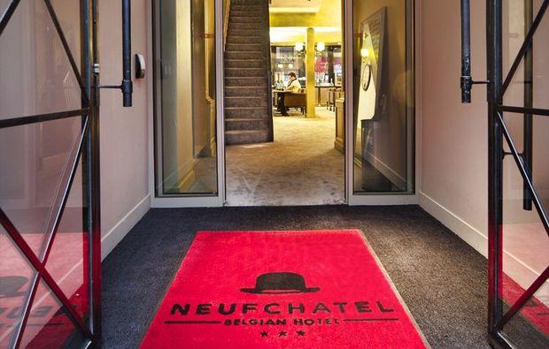 Un week end romantique bruxelles comme id e cadeau mydays for Hotel romantique belgique