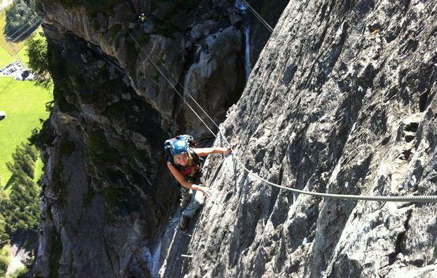 Klettersteig Interlaken : Via ferrata in kandersteg als geschenkidee mydays