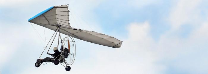 Trike-Rundflug