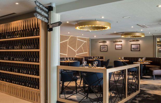 Hotel Chavannes De Bogis Restaurant