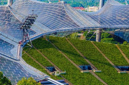 Flying Fox Olympiastadion München