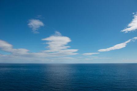 Minikreuzfahrt Meer Horizont