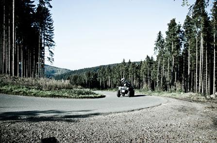 Quad Tour Bergisches Land