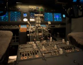 3D-Flugsimulator