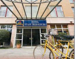 Kurzurlaub BEST WESTERN Hotel Halle-Merseburg