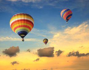 Ballonfahrt - 60-90 Minuten - Kirchheimbolanden 60 – 90 Minuten